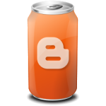 blogger beer can