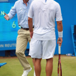Nalbandian Injures Official in Queens Club Tennis Final, Loses Match