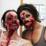 My Life as a Zombie Make Up Artist